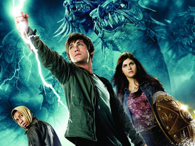 Quem você seria em Percy Jackson?