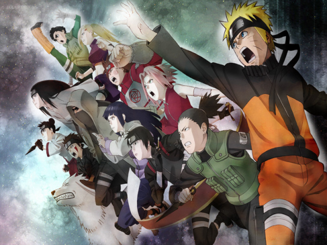 Acerte o Nome dos Personagens de Naruto Shippuuden! ( Parte 1 )