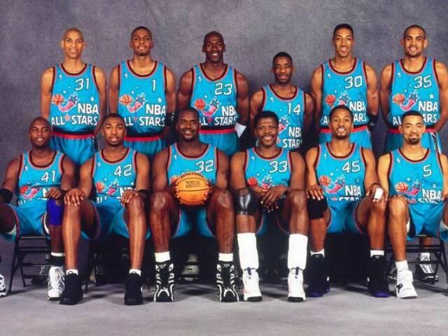 Descubra que jogador da NBA que você seria! Versão Old