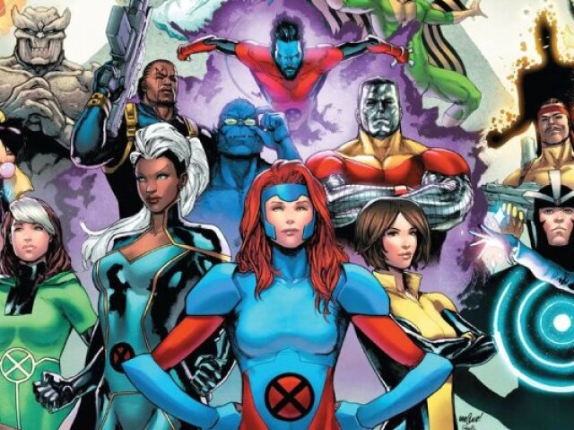 Quem é esse X-Men?