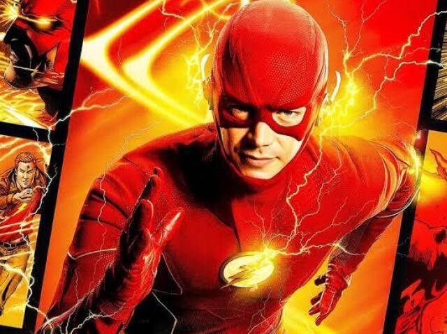 Quem você seria na série The Flash?
