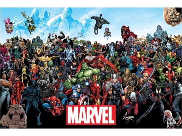 O quanto você sabe sobre o Universo Marvel?