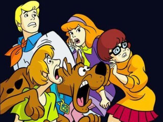 Você sabe tudo sobre Scooby Doo?
