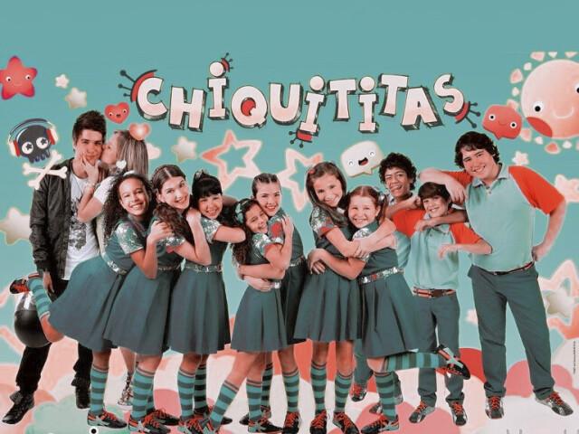 -Você conhece mesmo Chiquititas?