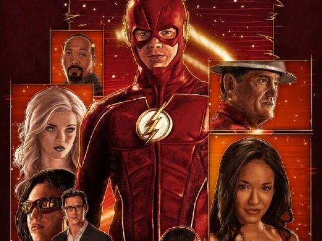 Você conhece mesmo The Flash!?
