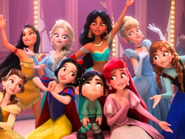 Que princesa da Disney você seria?