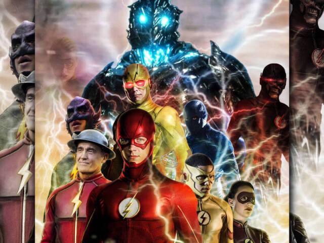 Que Velocista você seria em The Flash?