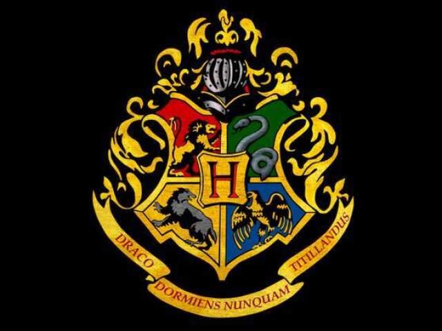 Qual é a sua casa de Hogwarts? 🧡💚💛💙