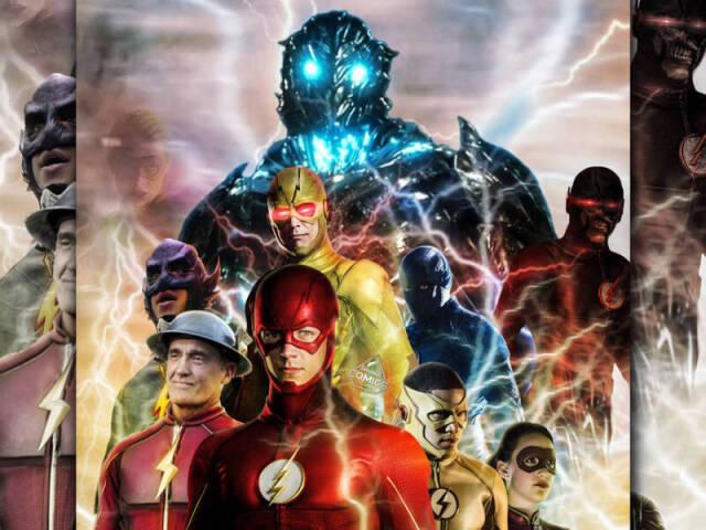 Você conhece bem o Barry Allen?