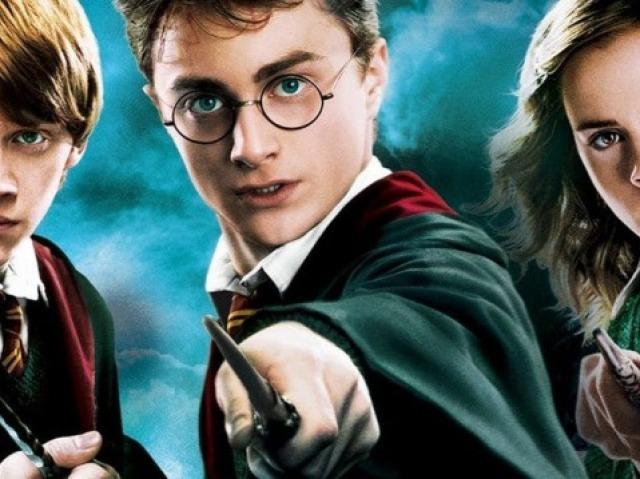 Quem vc seria em Harry Potter