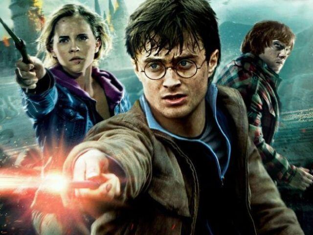 Quais são as idades dos atores de Harry Potter?