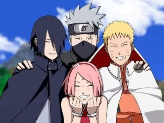 O quão voce sabe sobre Naruto