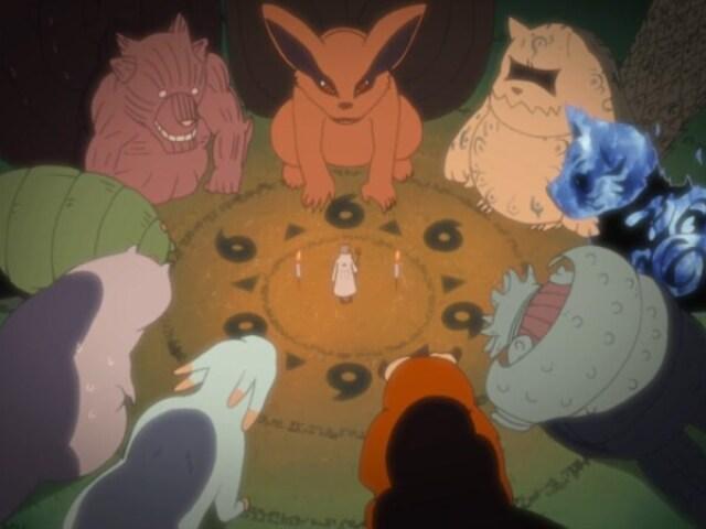 Qual Bijuu você teria em Naruto?