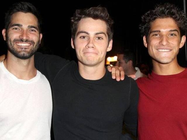 Qual dos meninos de Teen Wolf você namoraria?