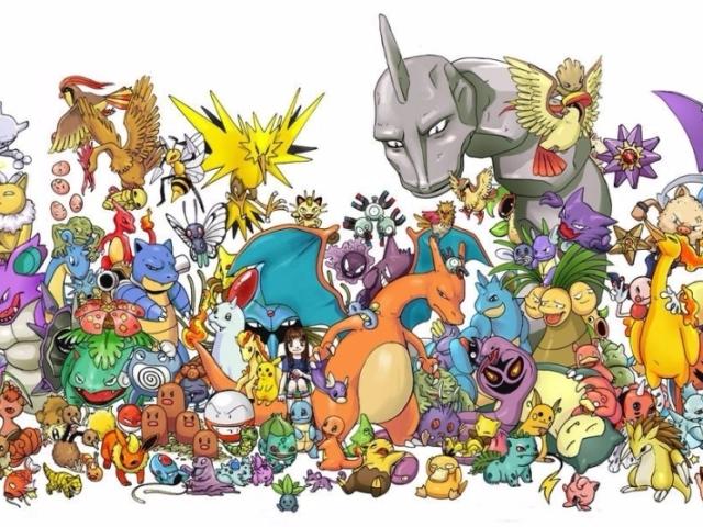 Você realmente conhece os Pokémons?