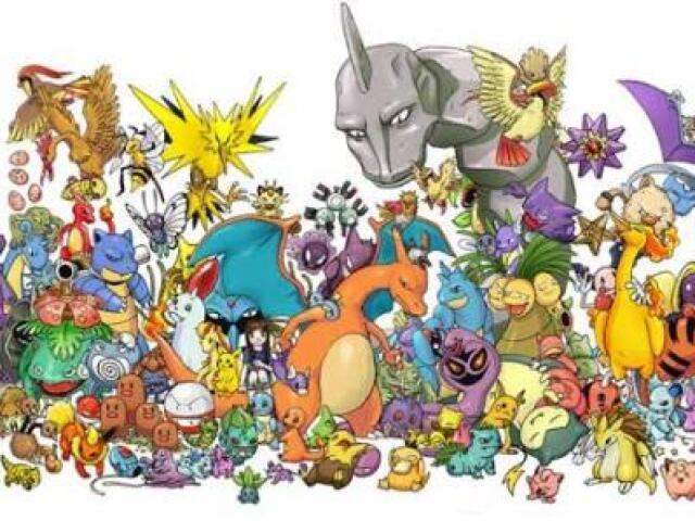Qual Pokémon você é?