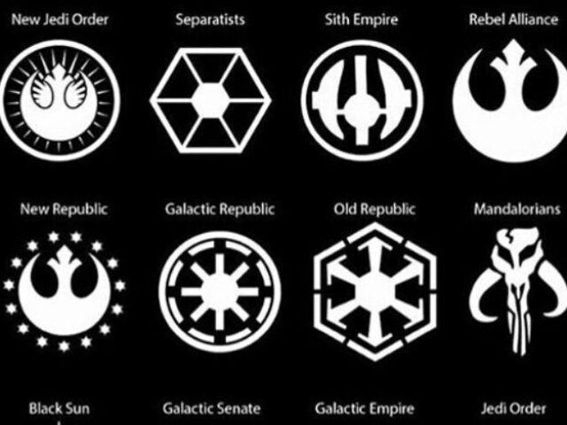 De que facção você faria parte em Star Wars?
