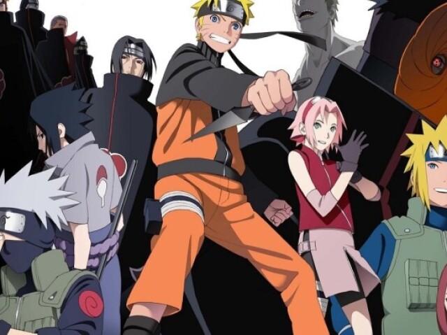 Desafio de conhecimento sobre Naruto (Parte 1)