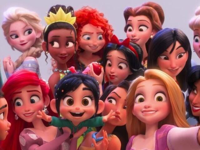 Qual princesa da Disney você seria? ❤️❤️