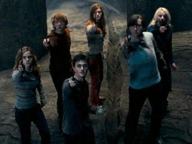 Quem é você em Harry Potter?