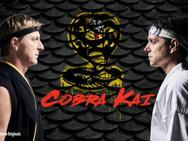 Quiz da série Cobra Kai