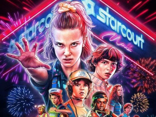 Provão de Stranger Things!