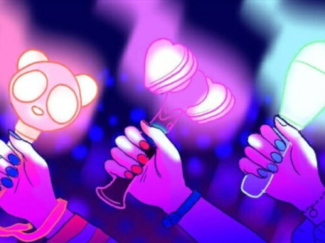 Lightsticks X Grupos e Solistas