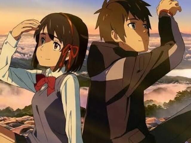 Quem seriam seus pais no mundo dos animes?