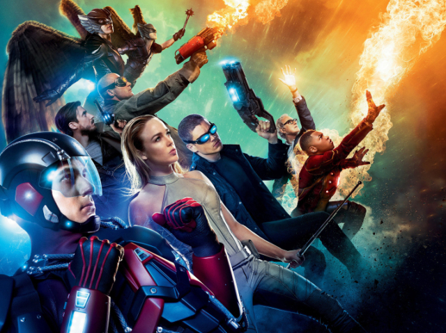 Legends of Tomorrow Serie
