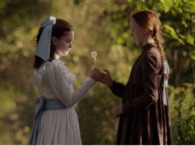 Você é mais Anne ou Diana?