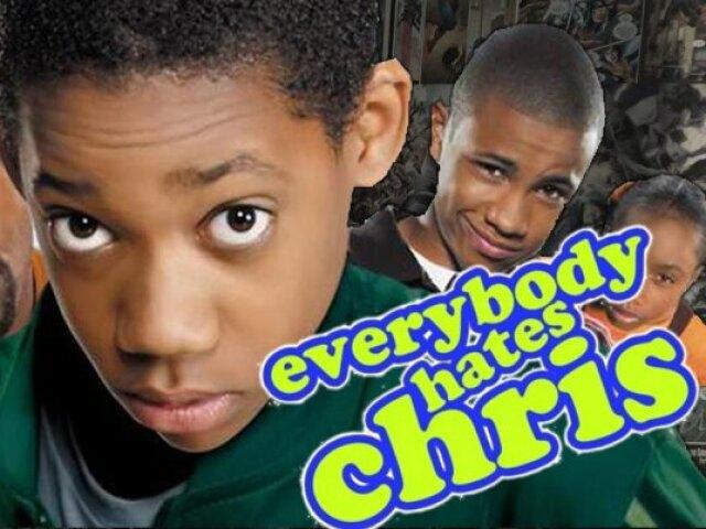 Quem você seria em Todo Mundo Odeia o Chris?
