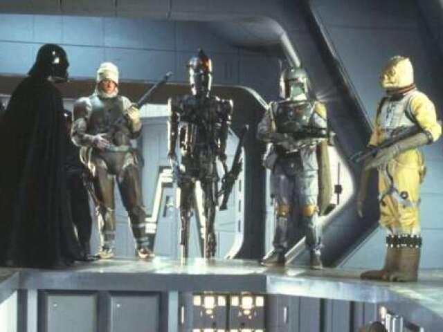 """Quem serias em """"Star Wars: O Império Contra-Ataca""""?"""