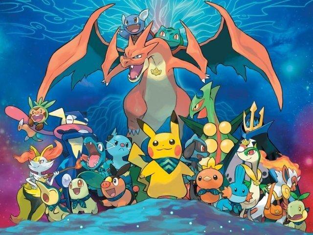 Acerte os Pokémons pelos emojis