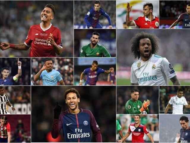 Qual jogador da atualidade você seria?
