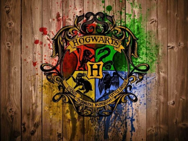 Qual seria a sua casa de Hogwarts? =)