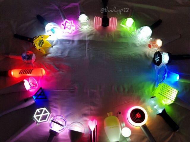 Desafio K-pop: De quem é este lightstick?