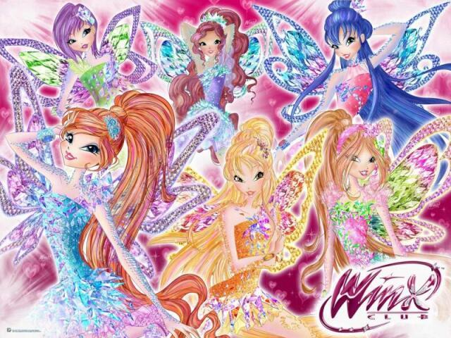 Qual Winx você seria?