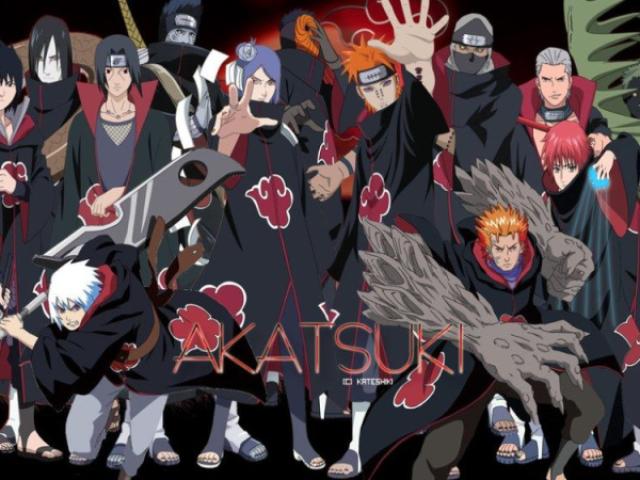 Quem você seria da Akatsuki pt2
