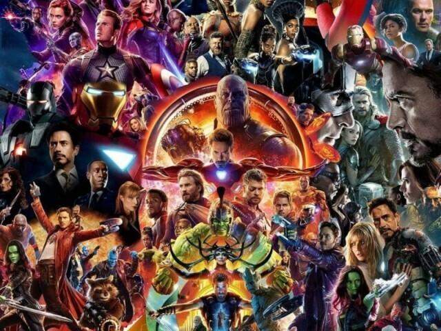 Você realmente conhece Os Vingadores? (Versão filmes!)