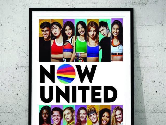 Vc conhece o elenco Now United