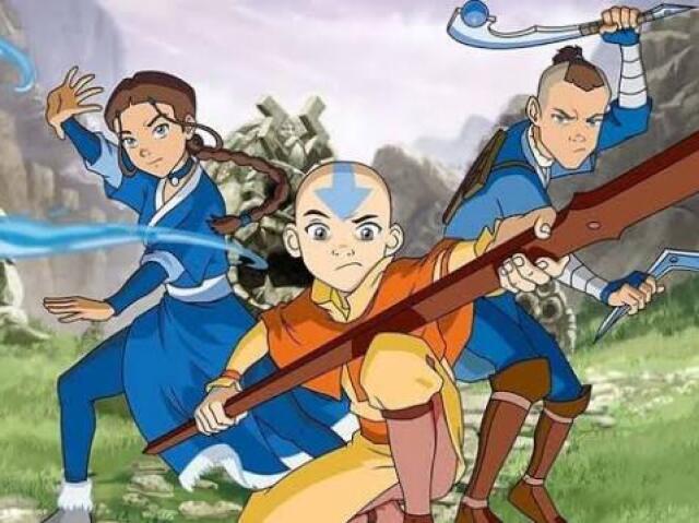 O que você sabe sobre Avatar: A lenda de Aang?