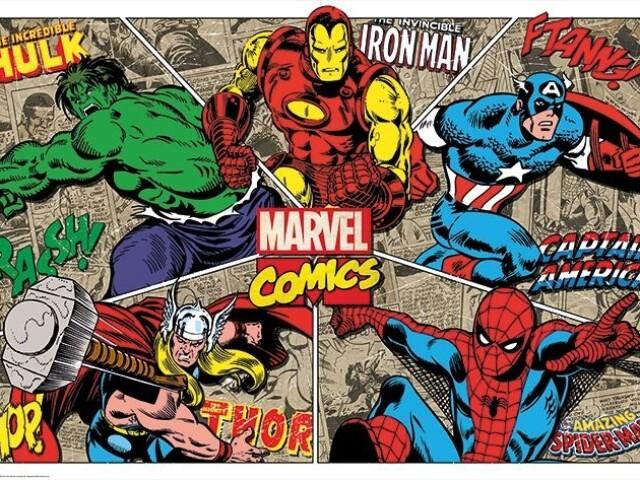 Quem é o personagem da Marvel?
