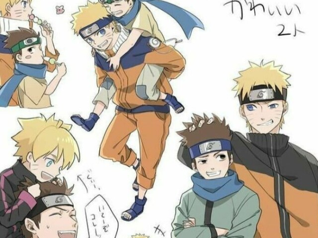 Qual geração em Naruto você viveria?