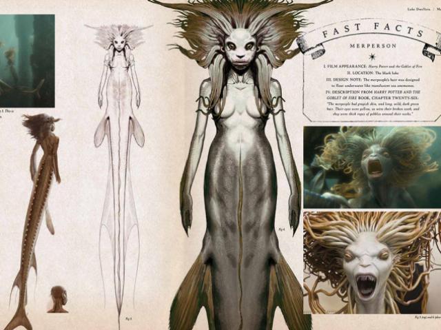 Criaturas/Seres do mundo mágico!