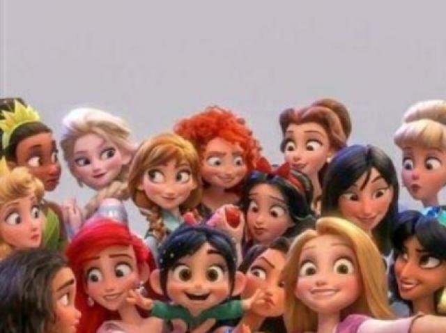 Como as princesas seriam hj em dia!✨