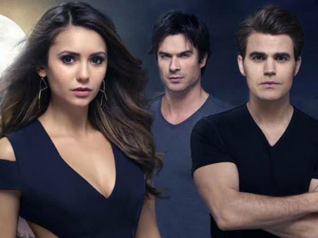 Qual ser sobrenatural você seria em The Vampire Diaries/TO?😁😎😙
