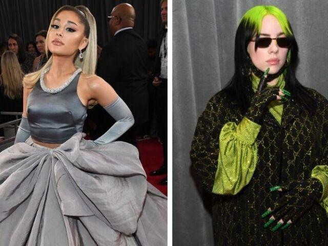 Você é mais Ariana Grande ou Billie Eilish?