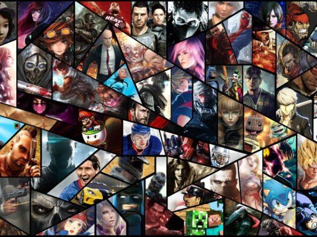 Você conhece os jogos por uma imagem!?