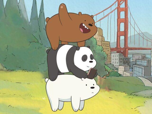Quem você seria dos irmãos ursos (urso sem curso)?