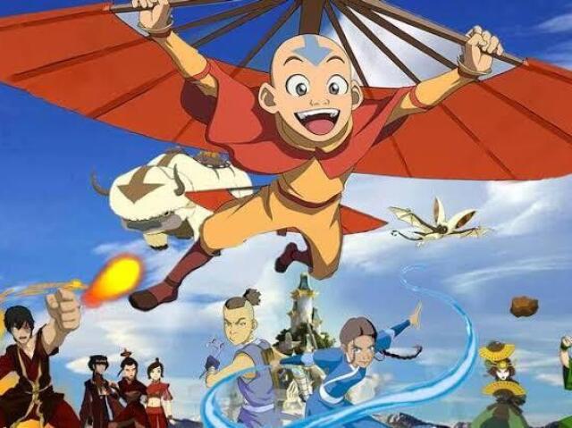 Quem você seria em Avatar: A lenda de Aang?